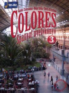 Colores - Spanyol nyelvkönyv 3 B1-B2