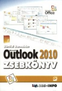 MS Outlook 2010 zsebkönyv
