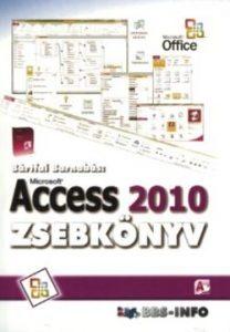 MS Access 2010 zsebkönyv