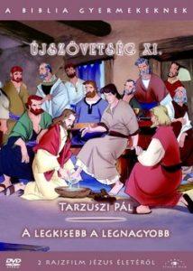 A Biblia gyermekeknek - Újszöv XI. DVD
