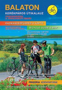 Balaton - Kerékpáros útikalauz turistautakkal