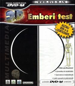 Emberi test (DVD nélkül)