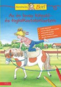 Bori: Az én lovas kifestő- és foglalkoztatófüzetem