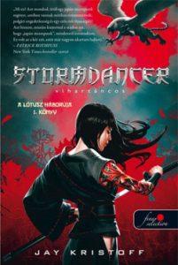 Vihartáncos - Stormdancer