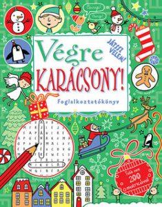 Végre karácsony! Játssz velem! Foglalkoztatókönyv