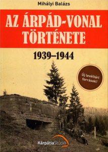 Az Árpád-vonal története 1939-1944