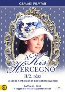 A kis hercegnő II/2. DVD