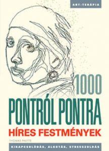 1000 pontról pontra - Híres festmények