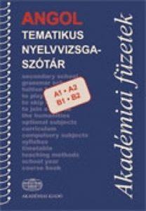 Angol tematikus nyelvvizsgaszótár