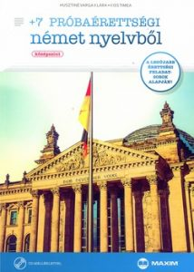 7 próbaérettségi német nyelvből-középszint +CD