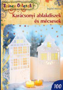 Karácsonyi ablakdíszek és mécsesek