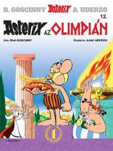 Asterix 12. - Az Olimpián