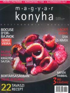 Magyar konyha 40. évf. 4. szám