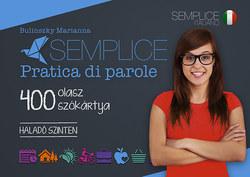 400 olasz szókártya - Haladó szinten