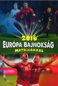 Európa bajnokság matricákkal 2016