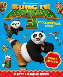 Kung Fu Panda - 3. foglalkoztatófüzet