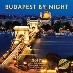 Budapest by night naptár 2017