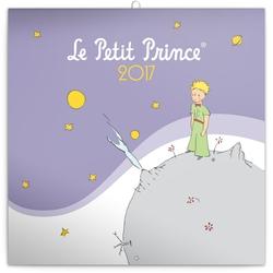 A kis herceg lemeznaptár 2017