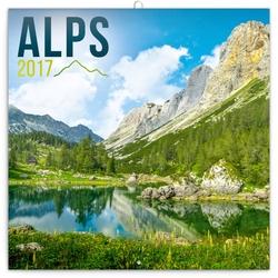 Alps lemeznaptár 2017