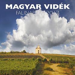 Magyar vidék falinaptár 2017