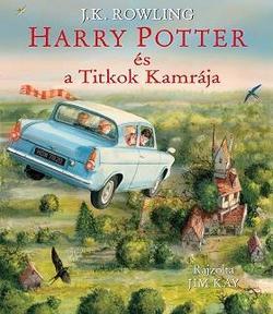 Harry Potter és a Titkok Kamrája - Illusztrált