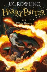 Harry Potter és a félvér herceg - puhatáblás