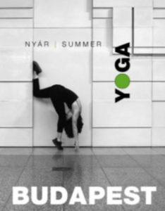 Yoga Budapest Nyár