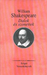 William Shakespeare - Dalok és szonettek