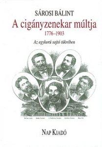 A cigányzenekar múltja 1776-1903