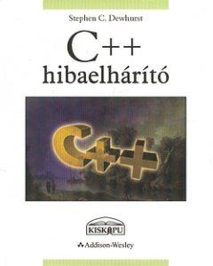 C++ hibaelhárító