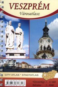 Veszprém - Városatlasz