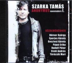 Anonymus (hangoskönyv)