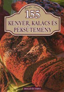 155 Kenyér, kalács és péksütemény