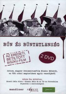 Bűn és büntetlenség DVD