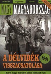 Nagy Magyarország III.évfolyam 1. szám 2011. március