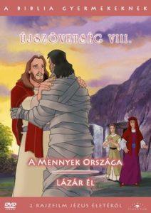 A Biblia gyermekeknek - Újszöv VIII. DVD
