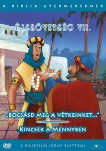 A Biblia gyermekeknek - Újszöv VII. DVD