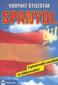 Kompakt útiszótár - Spanyol Új!