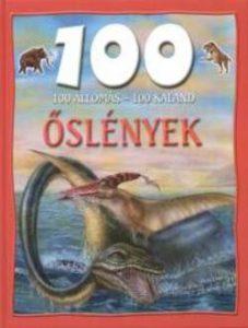 100 állomás-100 kaland Őslények