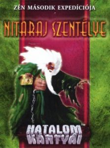 Nitaraj szentélye - Hatalom kártya