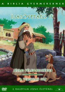 A Biblia gyermekeknek - Újszövetség IV. DVD