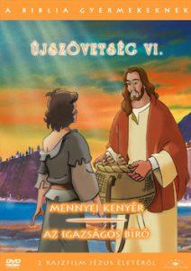 A Biblia gyermekeknek - Újszövetség VI. DVD