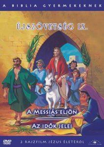 A Biblia gyermekeknek - Újszöv IX. DVD