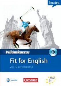 Villámkurzus - Fit for English