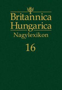 Britannica Hungarica Nagylexikon 16.