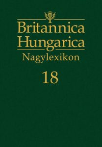 Britannica Hungarica Nagylexikon 18.