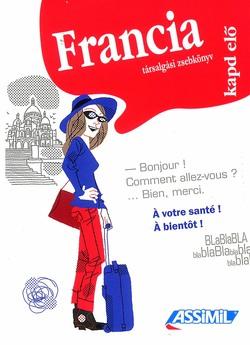 Assimil társalgási zsebkönyv - francia