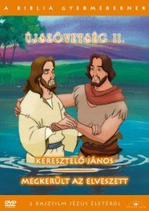 A Biblia gyermekeknek - Újszövetség II. DVD