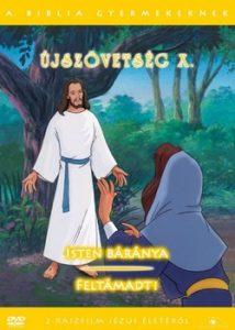 A Biblia gyermekeknek - Újszövetség X. DVD