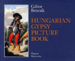 Hungarian gipsy picture book